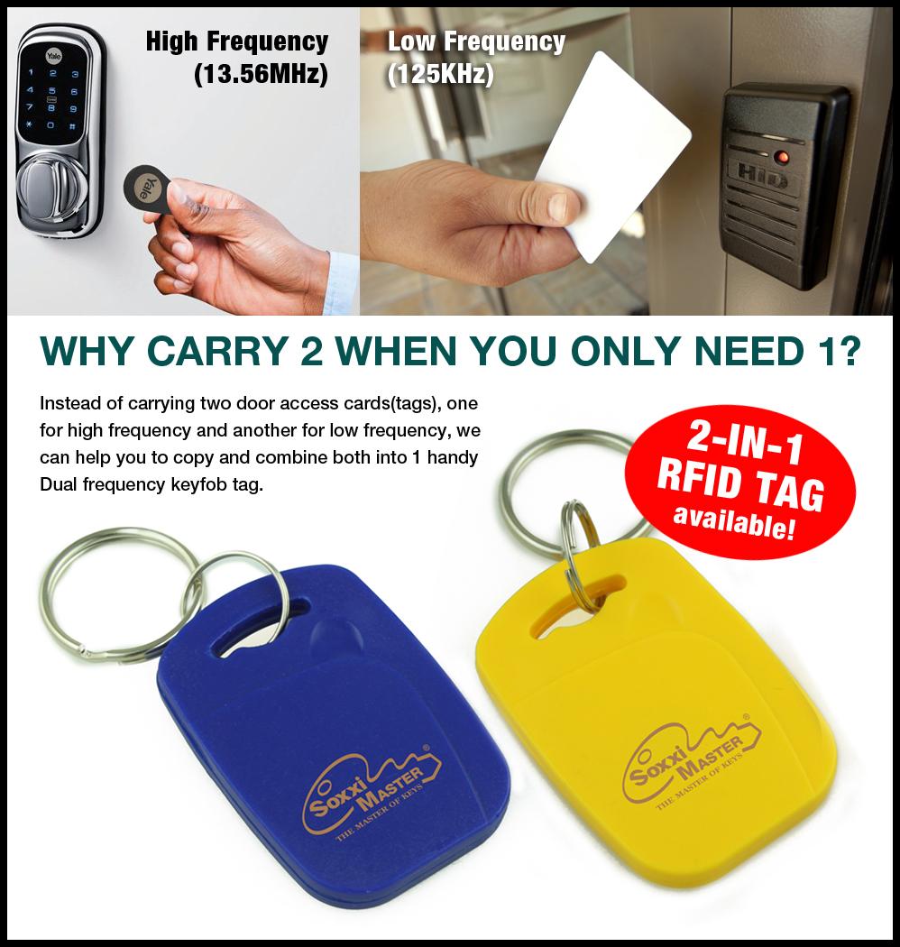 Rfid Door Access Card Soxxi Master