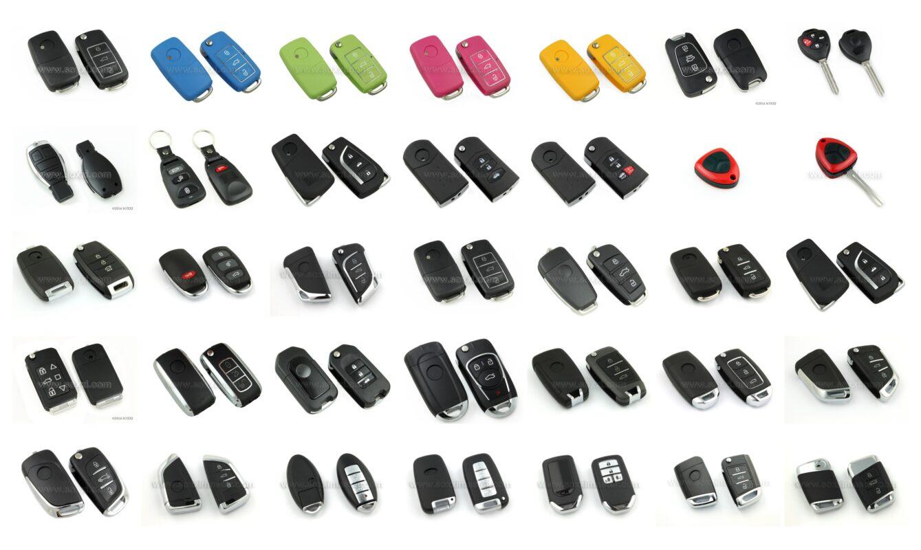 Aftermarket remote-keys